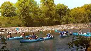 Descenso Internacional Río Deva