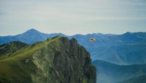 Soy libre. Parapente en Picos de Europa.